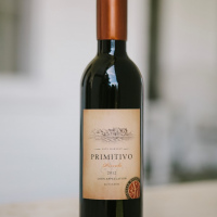 Late Harvest Primitivo 2014